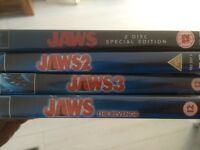 All 4 jaws DVDs