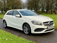 2016 Mercedes-Benz A-CLASS 1.5 A 180 D AMG LINE EXECUTIVE 5d 107 BHP Hatchback D