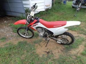 2015 Honda CRF150 Dirt Bike