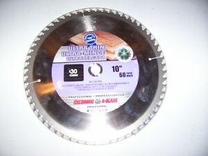 **NEW**  10 IN 60 TOOTH PROFESSIONAL SAW BLADE