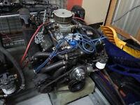 2 moteur ford 302 pour bateau