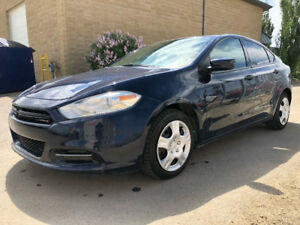 2013 DODGE DART JUST HAS 82121 KMS NEW WINTER TIRES MINT SHAPE