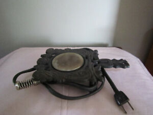 Vintage Electric Hot Plate