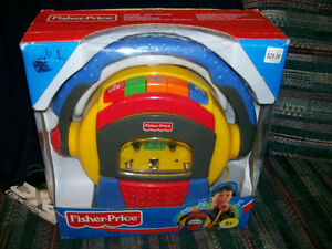 Fisher Price Tuff Stuff Tape Recorder NEW IN THE BOX. Ages 3+ St. John's Newfoundland image 1