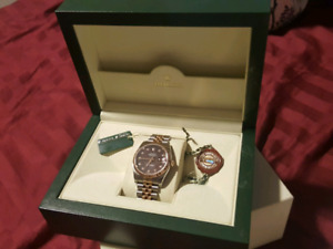 Rolex oyster perpetual date just for sale