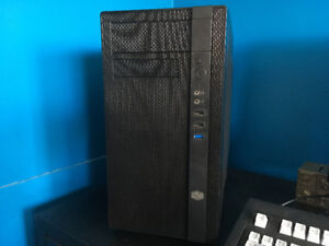 BRAND NEW CUSTOM PC: i3-7100, 8GB DDR4, 120 GB SSD
