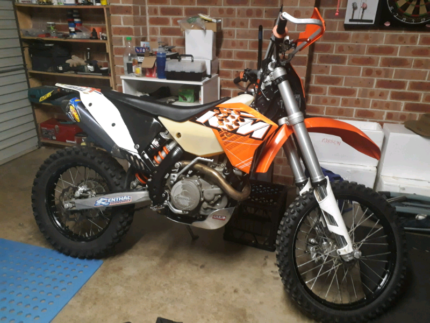 2011 ktm exc 450 Bowen Mountain Hawkesbury Area Preview
