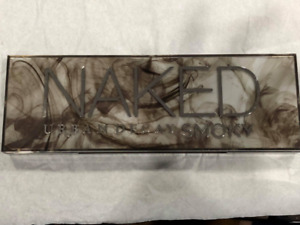 Urban Decay Naked Smoky Naked Basics Palettes