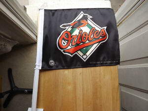 "FS: MLB NHL - NFL ""Car Flags"" London Ontario image 1"