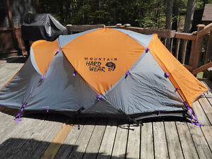 MOUNTAIN HARDWARE EXPEDITION TENT ..