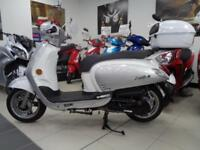 A NEW SYM FIDDLE 3 125cc CHORLEY 01257 230300