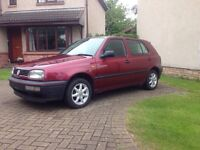 MK3 VW Golf 1.8 engine, gearbox and shell