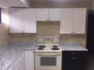 Two bedroom basement available for rent