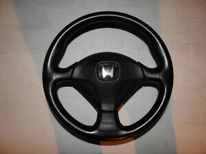 JDM 03-07 Honda Accord Euro R CL7 OEM Leather Momo Steering Whe