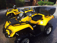2007 Can am Outlander 650