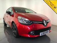 2013 RENUALT CLIO DYNAMIQUE TCE S/S SAT NAV £20 ROAD TAX 1 OWNER