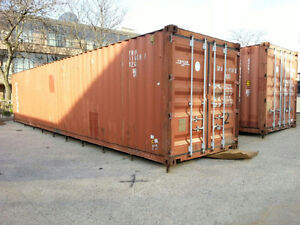 20ft & 40ft Steel Sea Containers available for Rent / Sale Peterborough Peterborough Area image 6