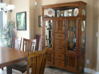 Dining room set - PRICE REDUCED!!