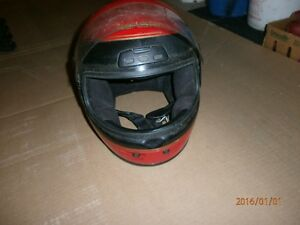 VINTAGE 1985 MARUSHIN MOTORCYCLE HELMUT SNELL VT -911 London Ontario image 1