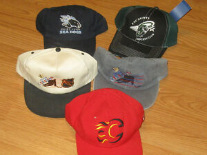 REDUCED - Vintage Sport Ball Caps Edmonton Edmonton Area image 1