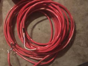 120 feet 600v 10 gauge 4 wire