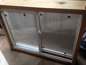 Brand New 32X24 Basement Slider Window