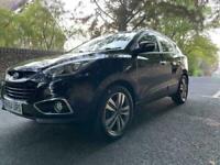 2014 Hyundai Ix35 2.0 CRDi Premium 4WD 5dr SUV Diesel Manual
