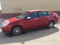 2011 FORD FOCUS SE AUTOMATIC