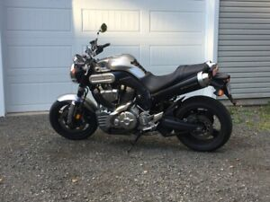 Rare, 2006 Yamaha MT-01 Muscle Bike