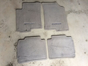 Floor mats from Kia Spectra 5