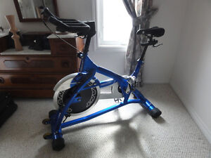 Giant brand stationary exercise bike