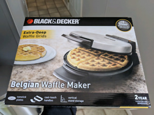 Waffle Maker - New in box