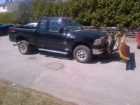 2005 Ford F-350 Pickup Truck with Minute Mount for Sale