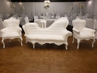 Loveseat Rental Starting from $150