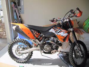 2009 KTM 450 SXF IMMACULATE
