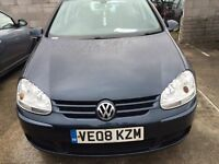 VOLKSWAGEN GOLF 1.9 TDI 105 MATCH