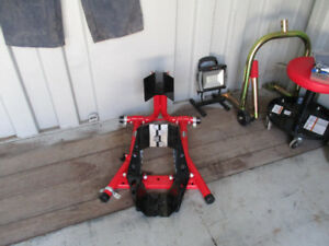 Motorcycle Tire Chock