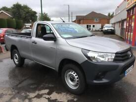 16/66 Toyota Hi-Lux Active 4WD Single Cab Only 9,000 Miles One Owner F.S.H