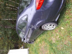 2012 Ford fiesta for parts or fix