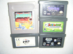 Gameboy games for sale ..Truro.