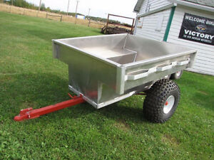 B&H Aluminum Buddy Quad Trailer Model
