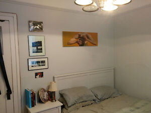 Room for rent in stylish 5 1/2 apartment
