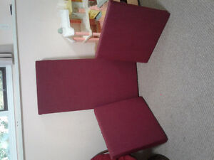 Three Acoustic panels, bass traps - REDUCED