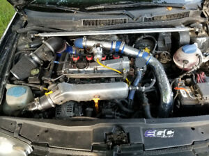Volks 1.8t big turbo