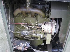 MEP-004 AAS 15KW 1/3 Phase Diesel Generator - US Army London Ontario image 5
