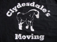 CLYDESDALE'S MOVING & DELIVERY