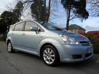 TOYOTA VERSO 2.2 DIESEL T SPIRIT 7 SEATER COMPLETE WITH M.O.T HPI CLEAR INC