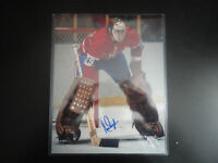 KEN DRYDEN SIGNED AUTOGRAPHED 8X10 PHOTO (VHTF!!!!!!!!!!!!!!!!!)