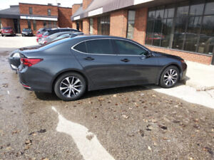 Acura TLX for lease