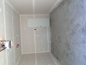 newly built garage for rent